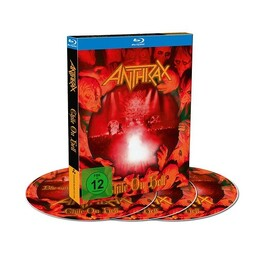 ANTHRAX - Chile On Hell (Dvd Pack) (2CD + DVD)