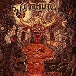 OMNIHILITY - Deathscapes Of The Subconsciou (CD)