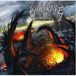 KAMIKABE - Aberration Of Man (CD)