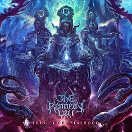 THE KENNEDY VEIL - Trinity Of Falsehood (CD)