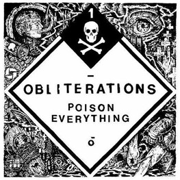 OBLITERATIONS - Poison Everything (CD)