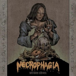 NECROPHAGIA - Whiteworm Cathedral (2LP)