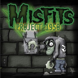 MISFITS - Project 1950: Expanded Edition (CD)
