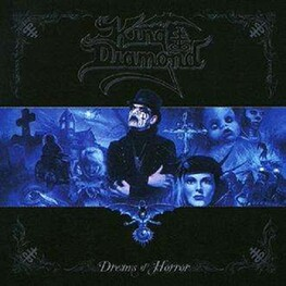 KING DIAMOND - Dreams Of Horror: The Best Of King Diamond (2CD)