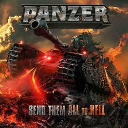 PANZER - Send Them All To Hell (CD)