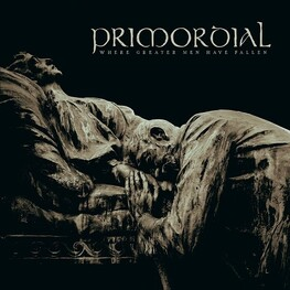PRIMORDIAL - Where Greater Men Have Fallen: Deluxe Edition (CD+DVD)