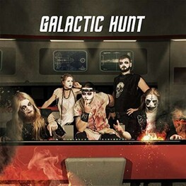 EVIL SCARECROW - Galactic Hunt (CD)