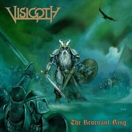 VISIGOTH - The Revenant King (CD)