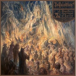 INQUISITION - Magnificent Glorification Of Lucifer (2LP)