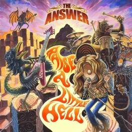 THE ANSWER - Raise A Little Hell (2CD)