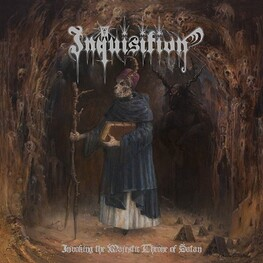 INQUISITION - Invoking The Majestic Throne Of Satan (2015 Reissue With New Artwork) (CD)