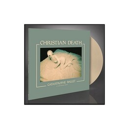CHRISTIAN DEATH - Catastrophe Ballet (Bone White (LP)