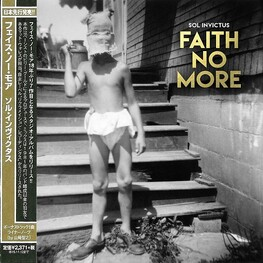 FAITH NO MORE - Sol Invictus: Japanese Bonus Track Edition (CD)