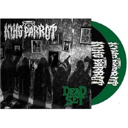 KING PARROT - Dead Set: Deluxe Cd+dvd Edition (CD+DVD)