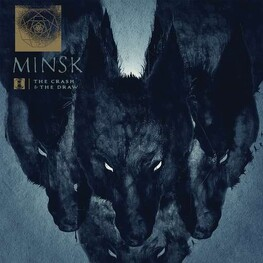 MINSK - The Crash & The Draw (CD)