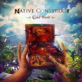 NATIVE CONSTRUCT - Quiet World (CD)