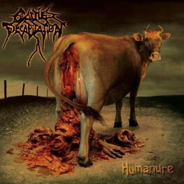 CATTLE DECAPITATION - Humanure (Bloody Stool Coloured Vinyl) (LP)
