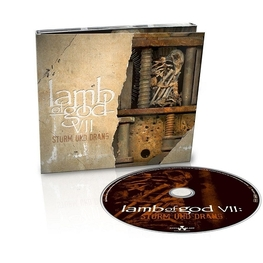 LAMB OF GOD - Vii: Sturm Und Drang (Deluxe Edition) (CD)