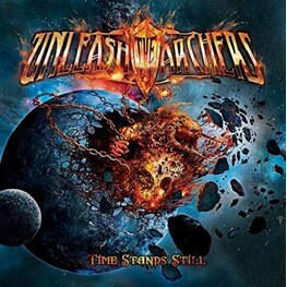 UNLEASH THE ARCHERS - Time Stands Still (CD)