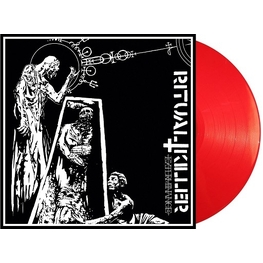 RITUAL KILLER - Exterminance (Transparent Red Vinyl) (LP)