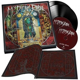 MY DYING BRIDE - Feel The Misery: Super Deluxe 'earbook' Edition (2 X 10in + 2CD)