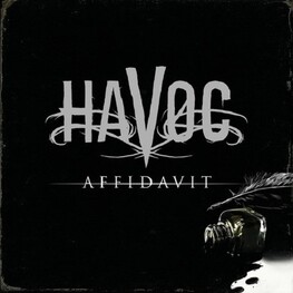 HAVOC (AU) - Affidavit Ep (CD)