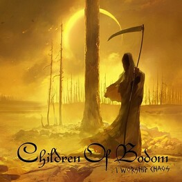 CHILDREN OF BODOM - I Worship Chaos (Limited Edition) (CD + DVD)