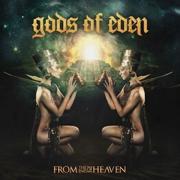 GODS OF EDEN - From The End Of Heaven (CD)