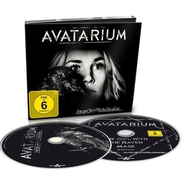 AVATARIUM - Girl With The Raven Mask, The (Limited Edition) (CD + DVD)