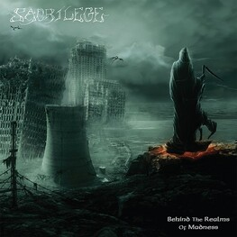 SACRILEGE - Behind The Realms Of Madness: Reissue (CD)