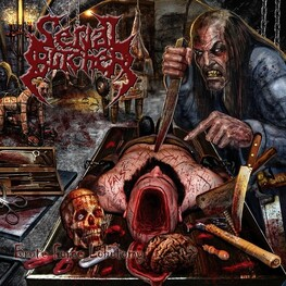 SERIAL BUTCHER - Brute Force Lobotomy (Vinyl) (LP)