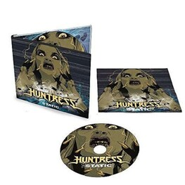 HUNTRESS - Static (CD)
