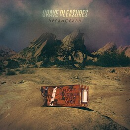 GRAVE PLEASURES - Dreamcrash (CD)