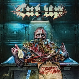 CUT UP - Forensic Nightmares (CD)