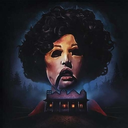 SOUNDTRACK, PINO DONAGGIO - Tourist Trap: Original Motion Picture Soundtrack (Limited Red & Black Marble Coloured Vinyl) (LP)
