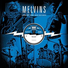 MELVINS - Live At Third Man Records (Vinyl) (2LP)