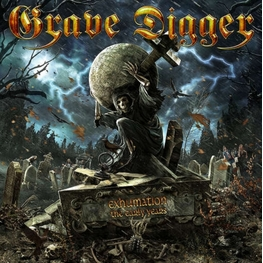 GRAVE DIGGER - Exhumation - The Early Years (CD)