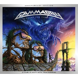GAMMA RAY - Heading For Tomorrow: Anniversary Edition (2CD)