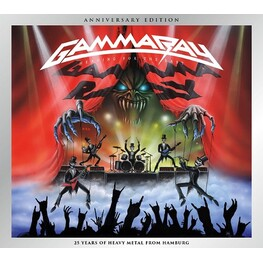 GAMMA RAY - Heading For The East (2CD)