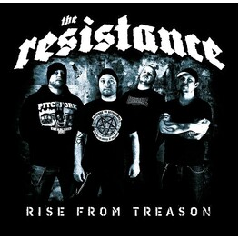 RESISTANCE - Rise From Treason Ep (CD5)