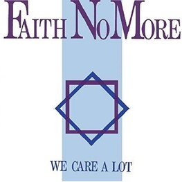 FAITH NO MORE - We Care A Lot (Limited White Vinyl) (LP)