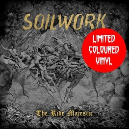 SOILWORK - Ride Majestic - Limited 2lp Red Vinyl (2LP)