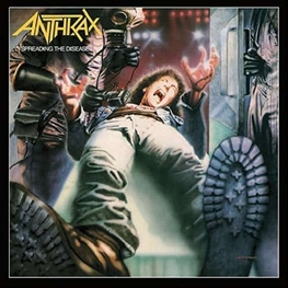 ANTHRAX - Spreading The Disease: Deluxe Edition (Remastered) (2CD)