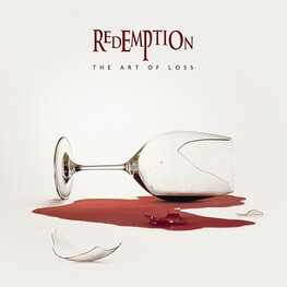 REDEMPTION - Art Of Loss (CD)