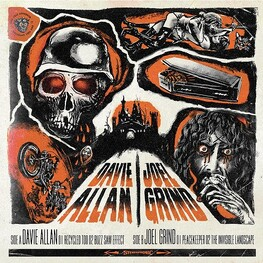 JOEL GRIND, DAVIE ALLAN, TOXIC HOLOCAUST - Split (CD)