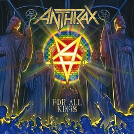 ANTHRAX - For All Kings: Deluxe Box Set Edition (2CD + 2LP)