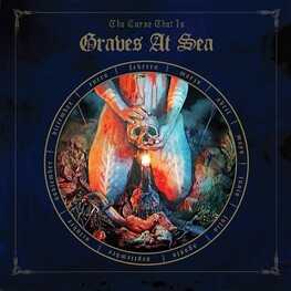 GRAVES AT SEA - Curse That Is (CD)