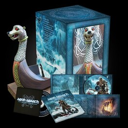 AMON AMARTH - Jomsviking: Deluxe Viking Ship Edition (CD)