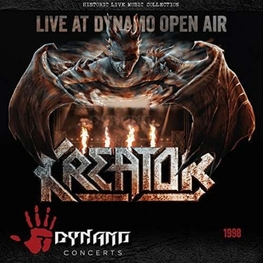 KREATOR - Live At Dynamo Open Air 1998 (CD)