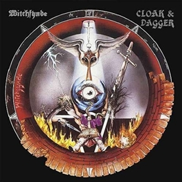 WITCHFYNDE - Cloak And Dagger -deluxe- (LP)